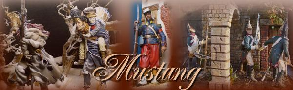 Les socles Mustang