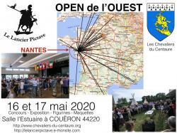 Flyer Open de l'Ouest 2020