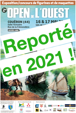 Report open de l ouest en 2021